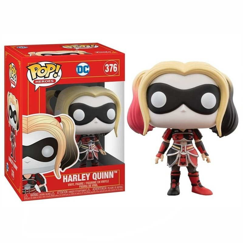 Figura POP DC Comics Imperial Palace Harley