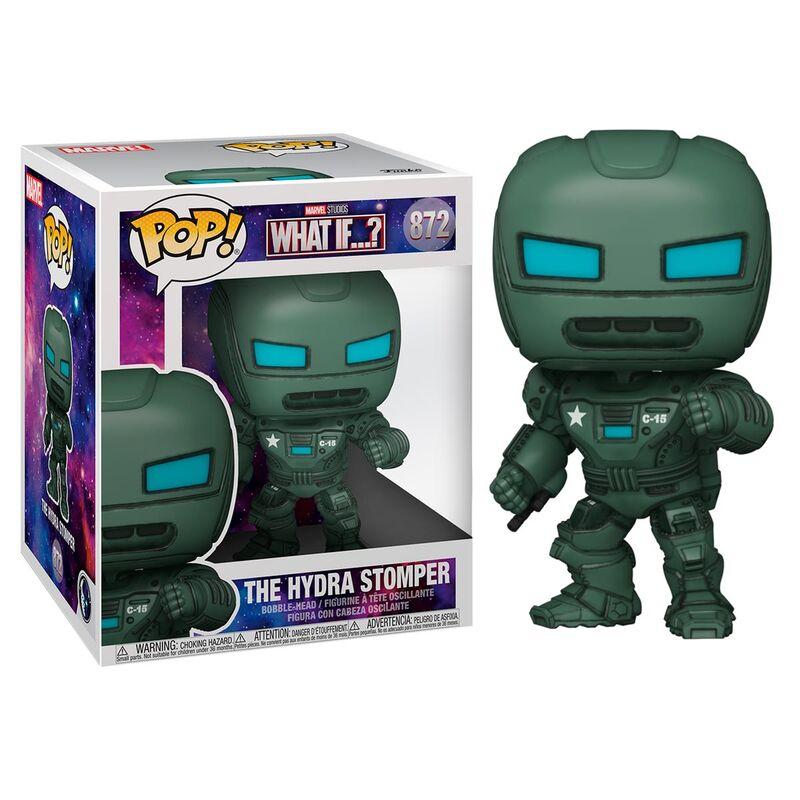 Figura POP Marvel What If Hydra Stomper 15cm