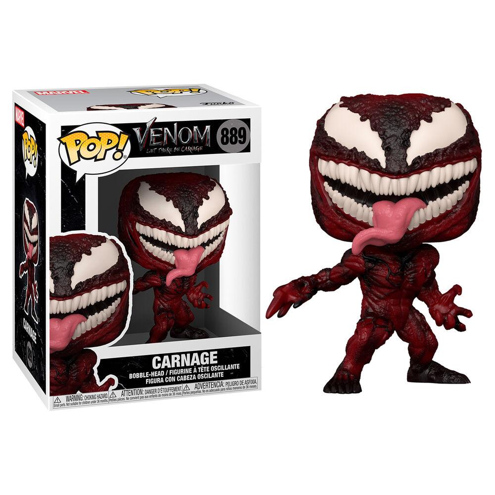Figura POP Marvel Venom 2 Carnage