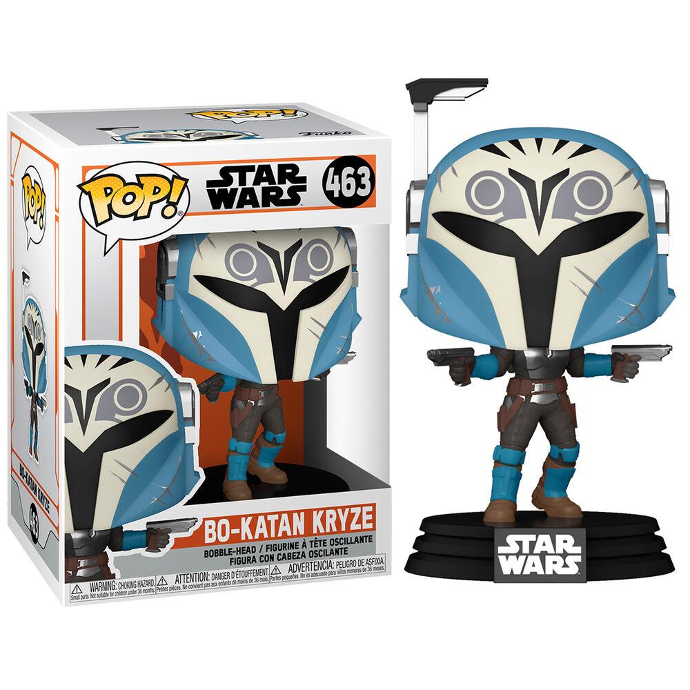 Figura POP Star Wars Mandalorian Bo-Katan